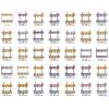 卡莱菲进口3/8黄铜分水器,662型668型进口分水器